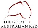 The Great Australian Red Logo
